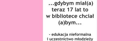 Biblioteka dobrym miejscem - pozdrowienia z Bydgoszczy