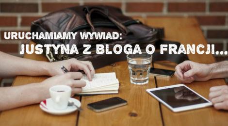 Uruchamiamy wywiad: przepis na blog i biznes - wersja francuska:)